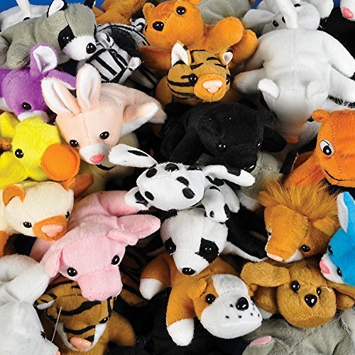 Bean Bag Plush Animals Assortment product image