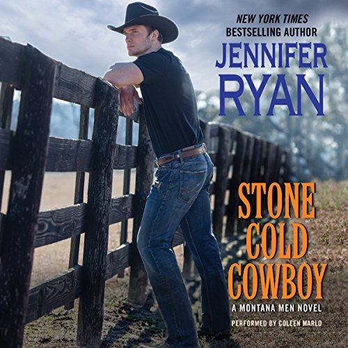 Stone Cold Cowboy: A Montana Men Novel Audiobook [Free Download by Trial] thumbnail