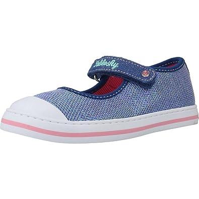 Pablosky 939520, Chaussures Pour Les Filles, Bleu, 26 Eu