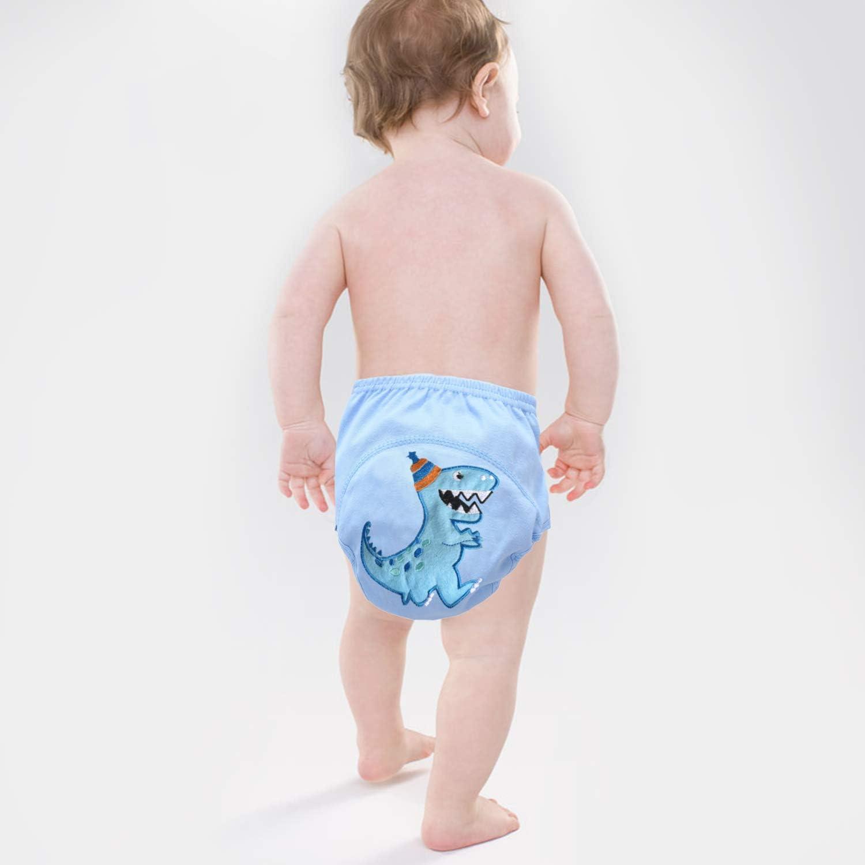 Unterw/äsche zum Baby Kinder Jungen T/öpfchentraining WERNNSAI Trainerhosen