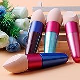 1pc Lollipop Cosmetic Makeup Brushes Set Liquid Cream Foundation Sponge Brush