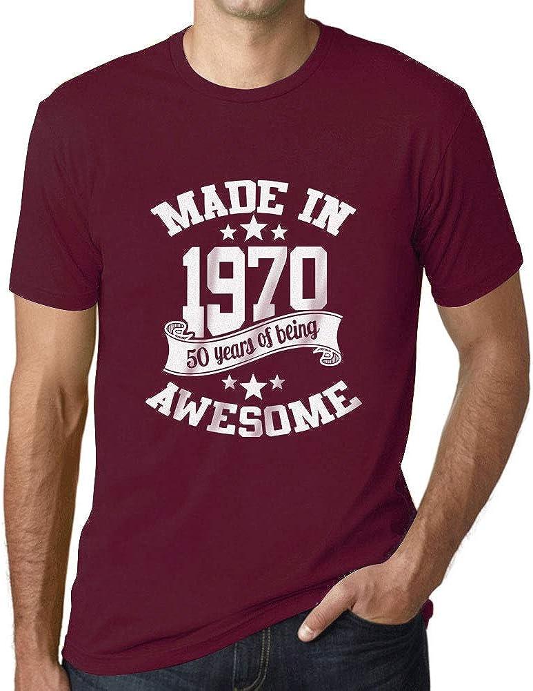 50th Birthday Gift Present Idea For Boys Dad Him Men T Shirt 50 Tee Shirt 1970