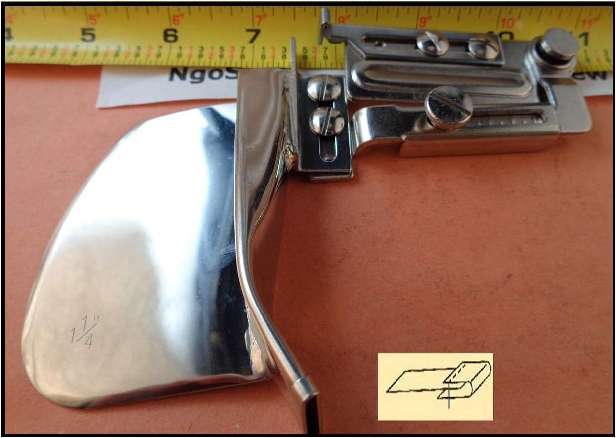 NGOSEW Plain Swing BIAS Binder fits Portable Walking Foot REX Reliable Consew 1