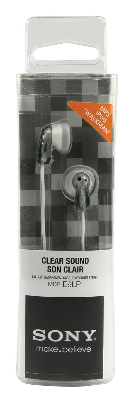Sony MDR-E9LPB Ecouteurs Noir