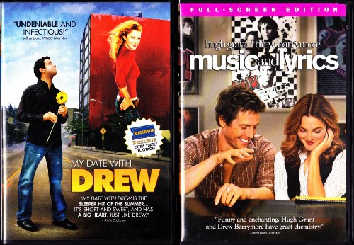 My Date with Drew , Music and Lyrics : Drew Barrymore 2 Pack Collection