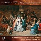 J.S.バッハ : 世俗カンタータ Vol.3 (J.S.Bach : Secular Cantatas Vol.3 / Masaaki Suzuki , Bach Collegium Japan) [SACD hybrid] [輸入盤]