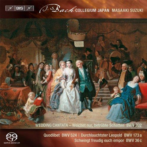 SACD : J.S. Bach - Secular Cantatas 3 (Hybrid SACD)
