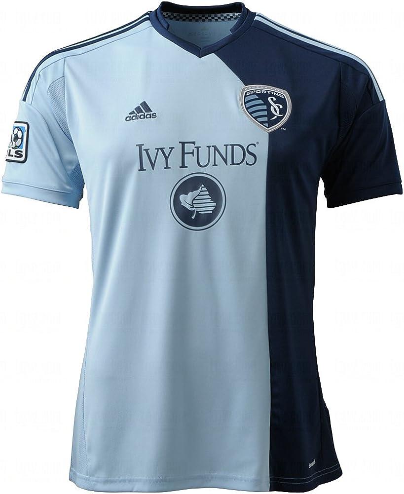MLS Sporting KC Youth Short Sleeve Replica Jersey