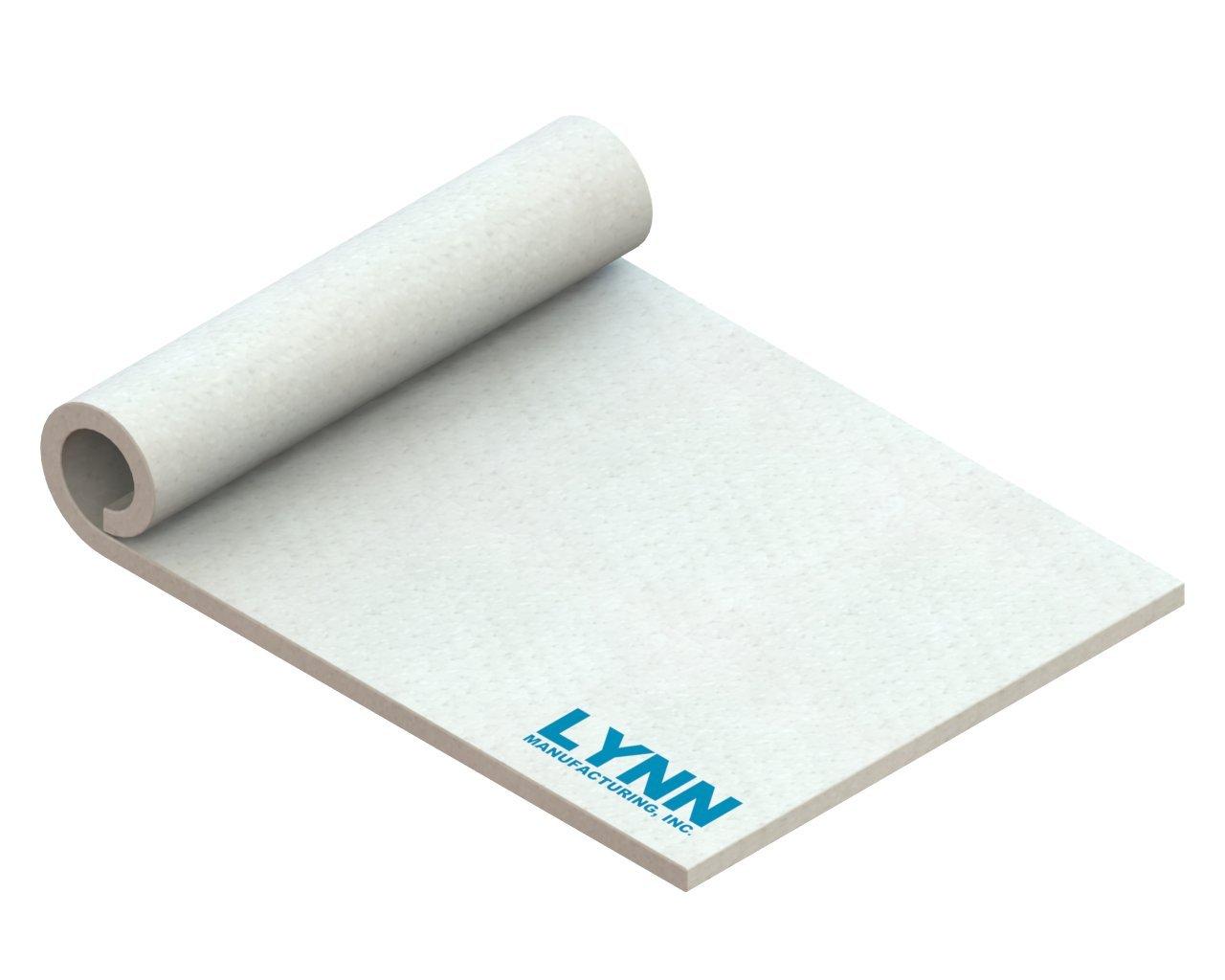 Lynn Manufacturing Replacement Hearthstone Ceramic Baffle Blanket, Phoenix 8612, 3120-210 by Lynn Manufacturing