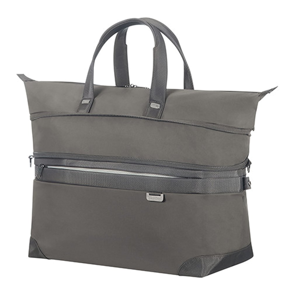 Amazon.com | Samsonite - Uplite Duffle 45 cm Exp, Grey ...