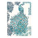 Peacock Handmade Embroidered Journal