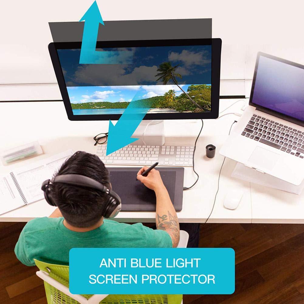 17-20 Zoll Anti-Scratch,Displayschutzfolie /& Blickschutzfolie Jatour Premium Blickschutzfilter /& Schutzfolie F/ür Computer monitore,Anti-Glanz
