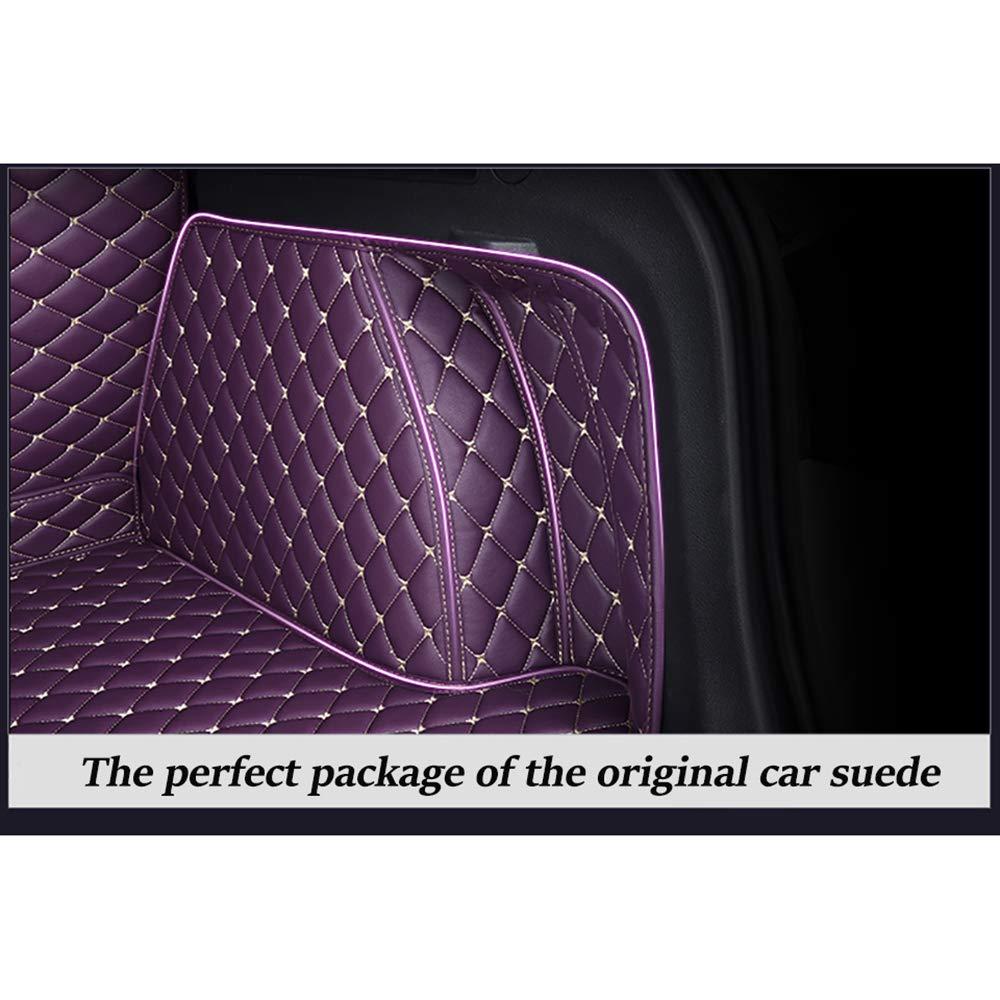 para Mercedes Benz Todos los Modelos C ML GLA GLE GL CLA RAB GLS GLC Clase Accesorios de autom/óviles Estilo HCDSUSN Alfombrilla de Maletero Personalizada