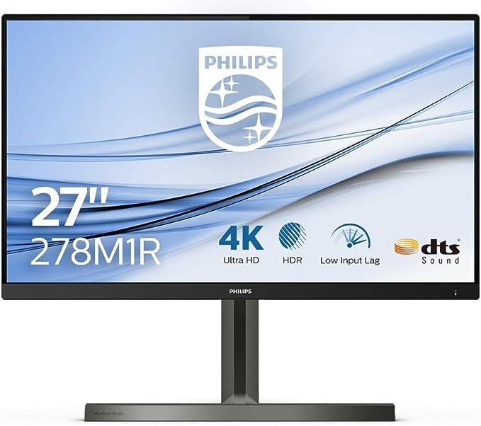 Monitor Philips 278M1R- 4K 27
