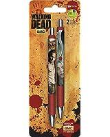 The Walking Dead Gel Pens 2 Pk