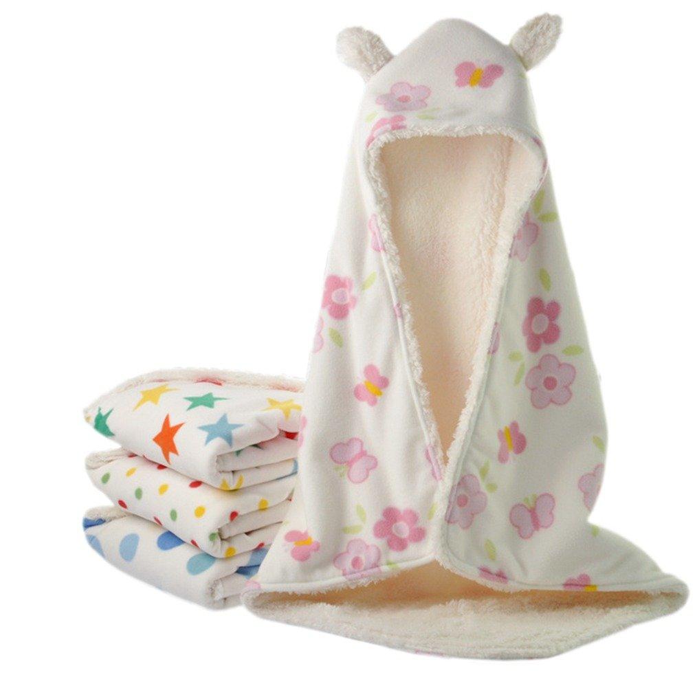 Samgu Bebé de empañar el Abrigo Infantil del Invierno Manta Saco de Dormir Saco sueño recién Nacido Flor: Amazon.es: Ropa y accesorios