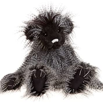 Dolls & Bears Artist Wide Selection; Hinckley ~ Stunning Plush Bear By Charlie Bears ~ So Cute!