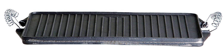 Guison - Plancha De Hierro Fundido - Tamaño : 35 X 50 Cm: Amazon.es: Hogar