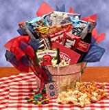 old coca cola cans - Redbox Movie Night Gift Pail