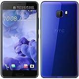 HTC U Ultra Dual SIM - 64GB, 4GB RAM, 4G LTE, Sapphire Blue