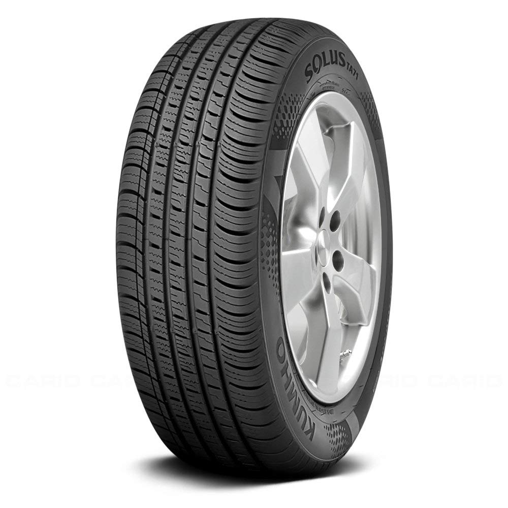 Kumho Solus TA71 All-Season Radial Tire - 255/40R19XL 100W 2169903