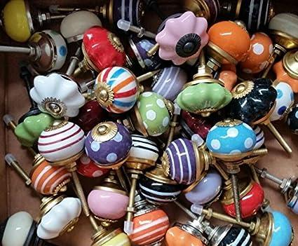 Pomelli Per Credenza Vintage : Ueberraschungspaket. 12 pezzi piccolo mini knaeufe pomello