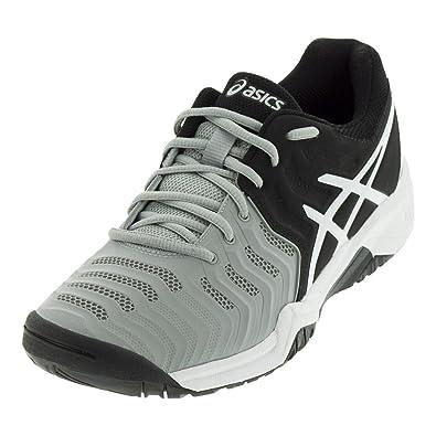 asics kids court shoes
