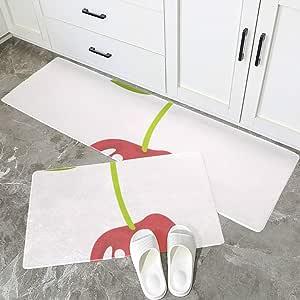LIPink Juego de alfombras Antideslizantes para la Cocina ...