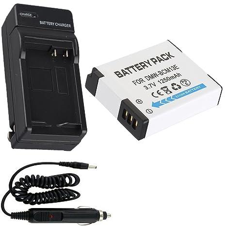 Batería + Cargador para Panasonic Lumix DMC-ZS45 (Lumix DMC ...