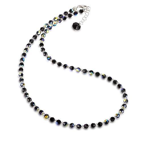 collane perline swarovski