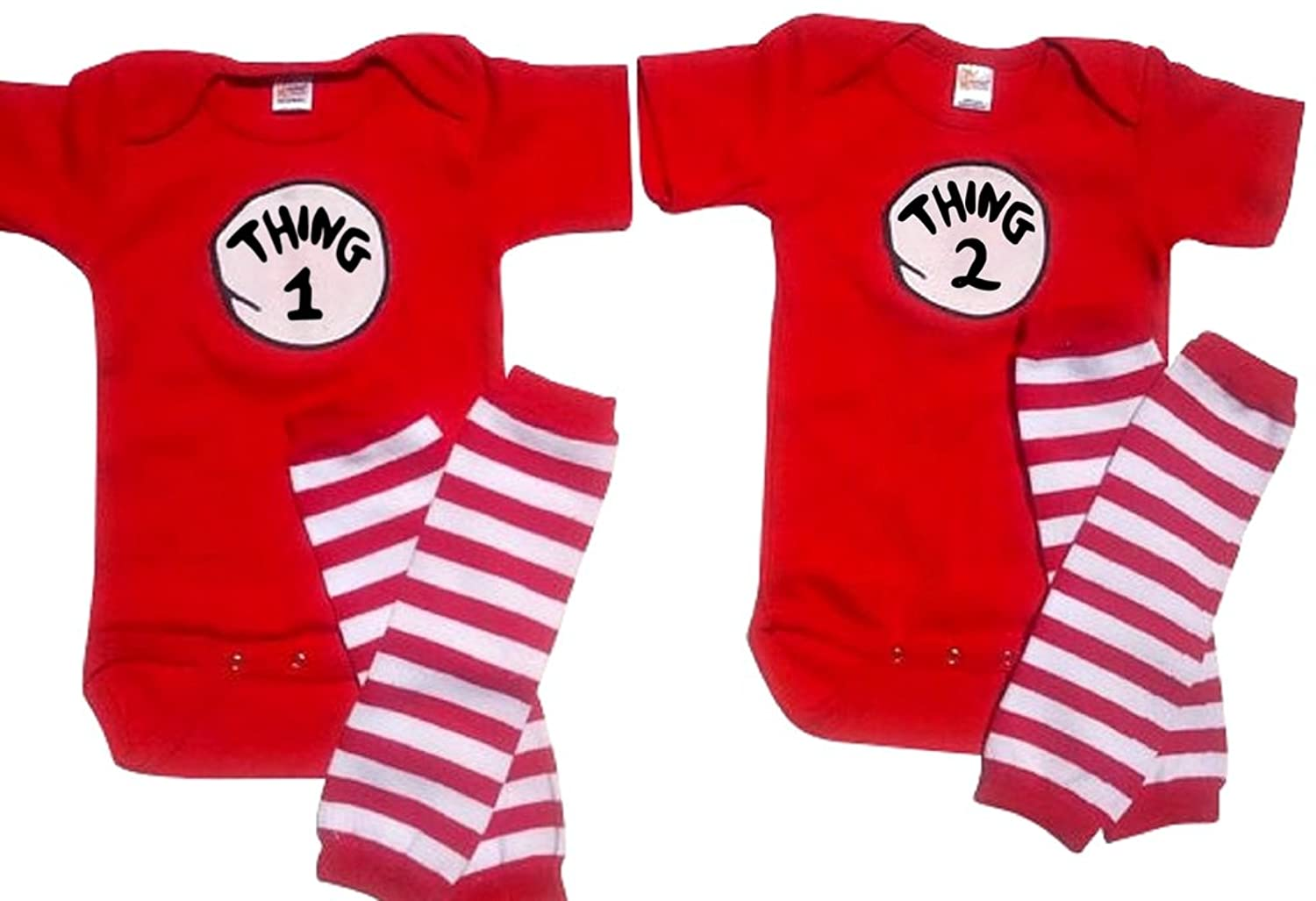 amazon com twin 1 twin 2 thing 1 thing 2 leggings perfect pairz