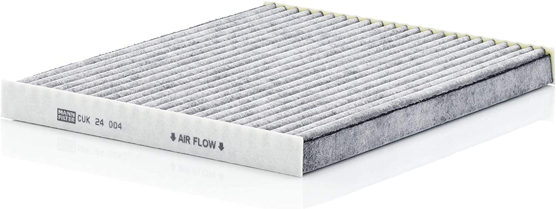 Original Mann Filter Innenraumfilter Cuk 24 004 Pollenfilter Mit Aktivkohle Für Pkw Auto