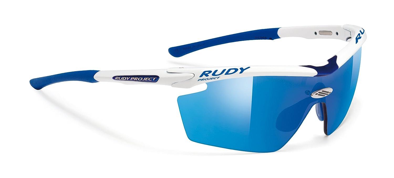 Sportbrille Genetyk Racing unisex multilaser Blau/racing ROT