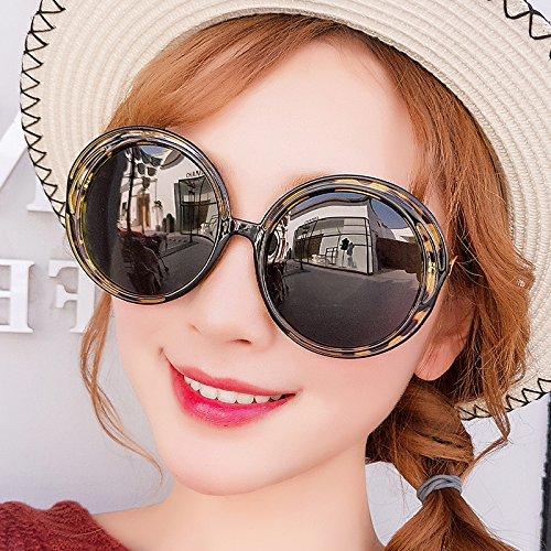 2019 Nuevas gafas de sol polarizadas Moda de mujer Big Box ...