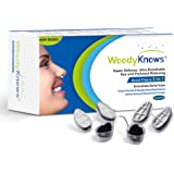 WoodyKnows 3 in 1 Nose Filters, Nasal Filters for Allergy Allergies, Combine Ultra Breathable, Super Defense and Gas & Pollutant Reducing Nasal Screens Dust Mask(3 Frames and 6 Pairs of Filters)(II-S)