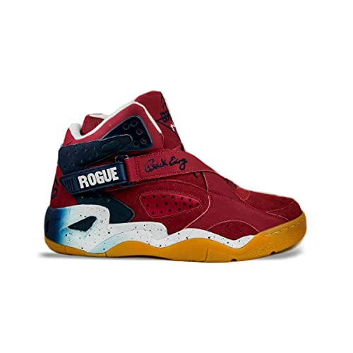 another chance 66f29 a5d22 ... PATRICK EWING Athletics Rogue Biking Red White Navy Gum 1BM00142-051.