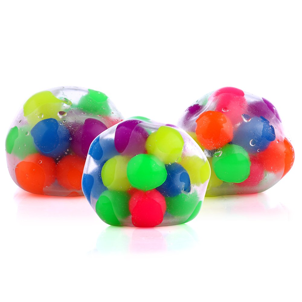 The Best Stress Balls for Kids, DIY Stress Balls, Best Stress Balls, Kids Stress Balls, Stress Ball Benefits, Fidget Toys, Easy to make sensory balls. Simple squishy stress ball stress relief, help with Fidgeting, sensory balls for calming and to promote focus and concentration, decrease stress and increase tactile awareness. They are great for Autism, ADD, ADHD, and anxiety. Stress balls can be so much fun. Squeeze them, bounce them, toss them, squish them, and poke them until you feel better. #stressballs #DIYstressrelievers #stressrelief #parenting #Autism #anxiouskids