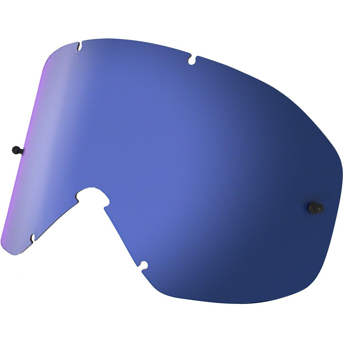 Oakley O2 XM Men's Replacement Lens (Ice Iridium)