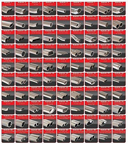 Friedrich Motor Sport Completo, grupo a Seat Ibiza 6L fr y Cupra (Modelos Turbo/1.9TDi Bj. 2002 - 2008 Hatchback - Silencioso Variante elegir: Amazon.es: ...