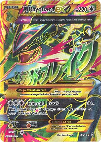 Pokemon - Mega-Rayquaza-EX (98/98) - Ancient Origins - Holo ()