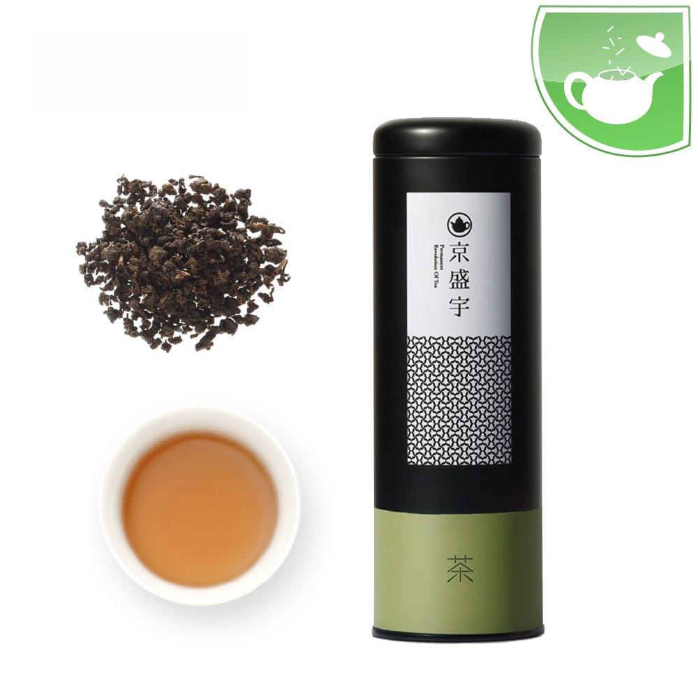 Taiwan Oolong Tea- Canister of Loose Leaf Tie Guan Yin(Iron Goddess), 100g from Jing Sheng Yu