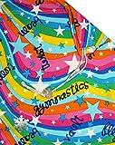 Snowflake Designs Happy Gymnastics Grip Bag