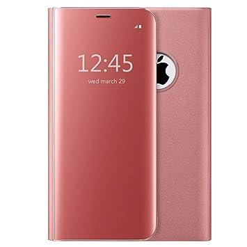 coque iphone 7 rabat miroir