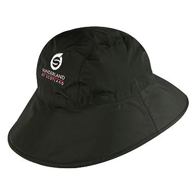 119cc335e8f Sunderland Men s and Ladies  Ultra Lightweight Wide Brim Waterproof Golf Hat   Amazon.co.uk  Clothing