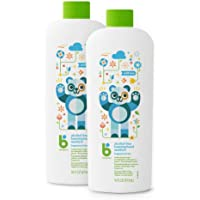 Babyganics Alcohol-Free Foaming Hand Sanitizer, Fragrance Free, 16oz, 2 Pack, Packaging May Vary