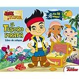 Jake y los piratas. Libro de solapas: El tesoro pirata (Disney. Jake y los piratas)