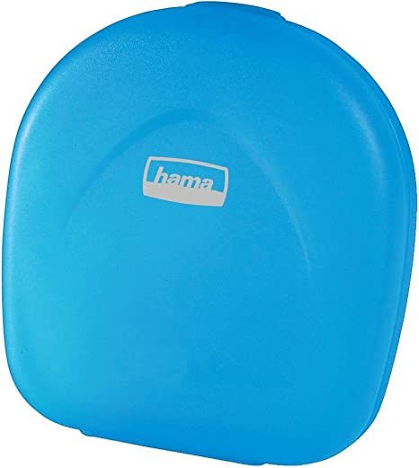 Hama Cd Case 24 Blau Transparent Elektronik