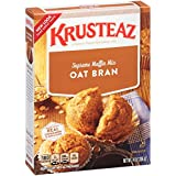 Krusteaz Oat Bran Supreme Muffin Mix, 14 Ounce