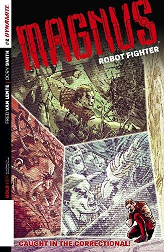 Magnus: Robot Fighter #2: Digital Exclusive Edition ()