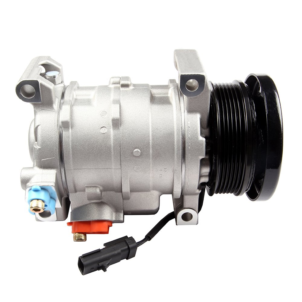 SCITOO Compatible with A//C Compressor Cluth CO 11145C fit 08-10 Chrysler Dodge 09-10 Volkswagen